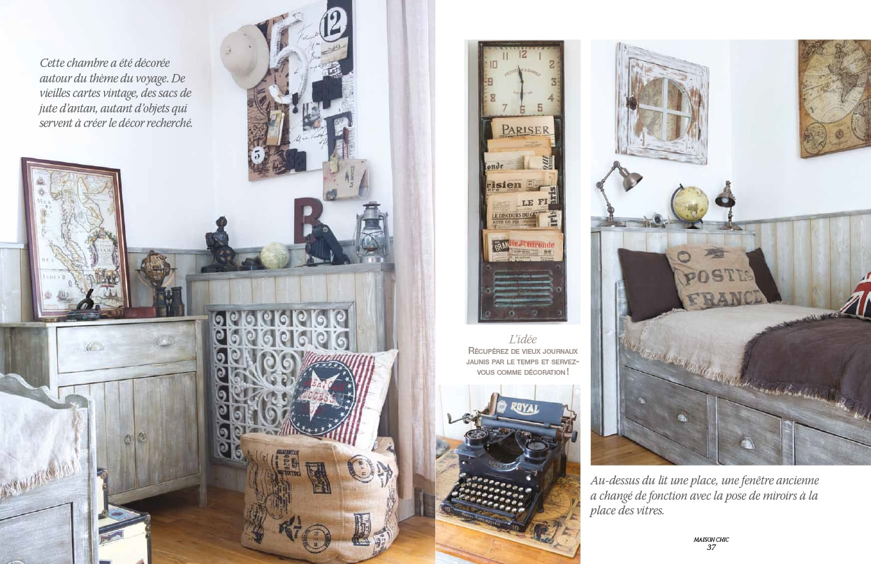 maison chic magazine free maison chic with maison chic. Black Bedroom Furniture Sets. Home Design Ideas