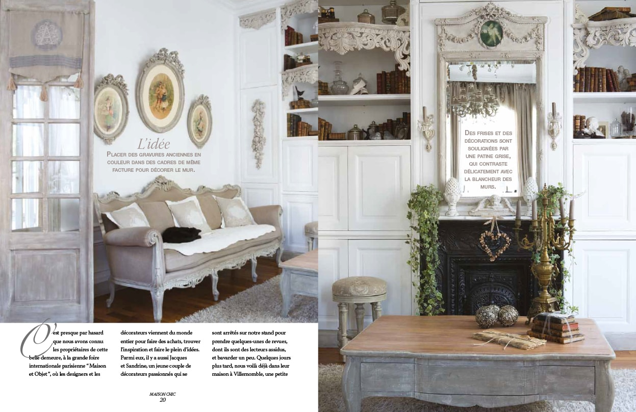 Maison Boudoir. Best Chaise Barocco Table Et Chaise ...