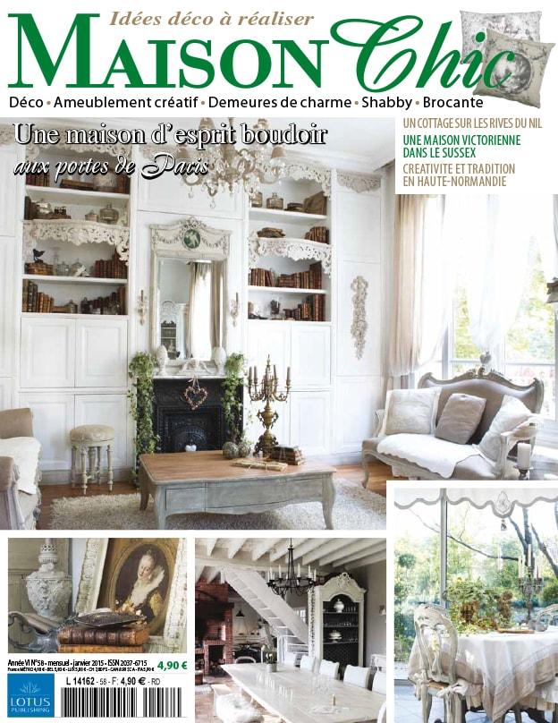 Éditos | Maison Esprit Boudoir | Location Pour Tournages